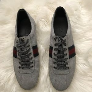 GUC Authentic Men's Gucci Sneakers Size 12